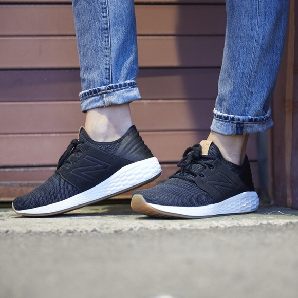 New Balance Fresh Foam Cruz v2 Knit Black??